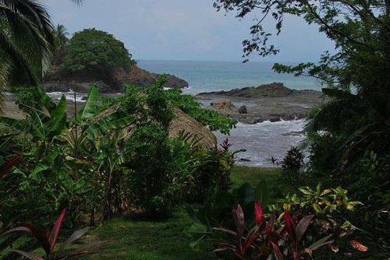 Costa Paraiso:                   Aussicht