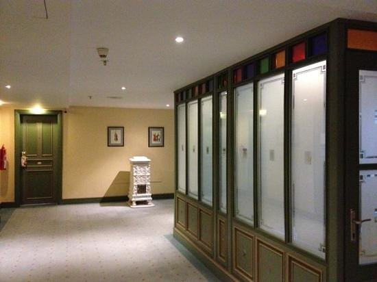 Armada Sultanahmet Otel:                   холл 2 этажа