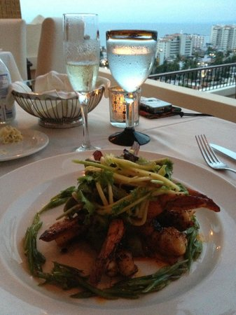 Vista Grill On The Beach:                   yum!