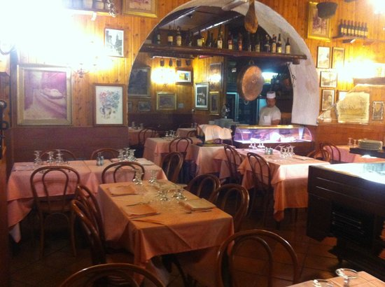 Otello Rome Trastevere Menu Prices Restaurant
