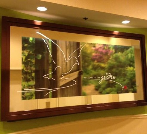 Hilton Garden Inn Jacksonville / Ponte Vedra: Welcome to the Garden...