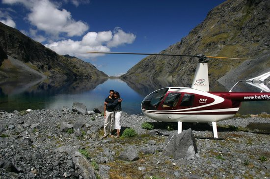 Wanaka Helicopters: Proposal Flight