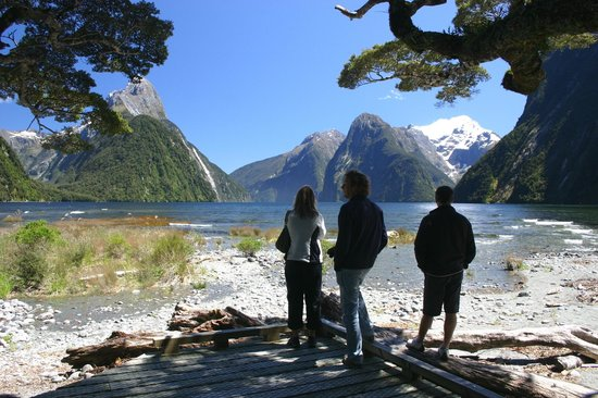 Wanaka Helicopters: Milford Sound