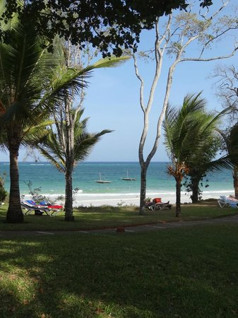 Baobab Beach Resort & Spa:                   Another nice view