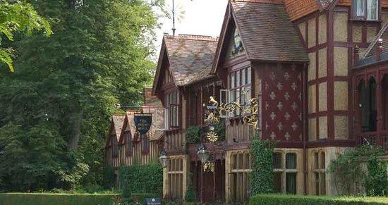 Hotels Near Waddesdon
