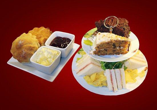 Mary's Rest Tearoom & Cafe: Afternoon Tea