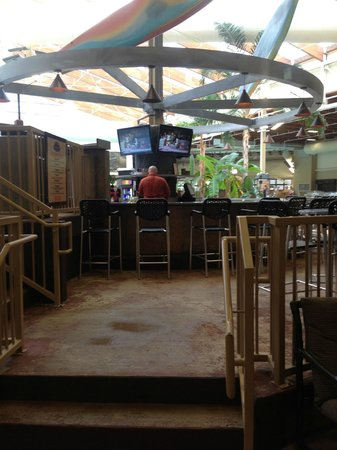 Wilderness at the Smokies Resort:                                     Bar
