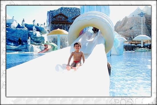 Ice Land Water  Park:                   great choice for young children