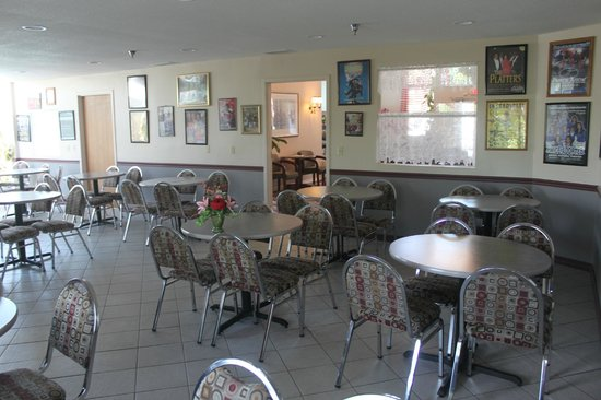 Scenic Hills Inn: Braekfast-Hospitality Room