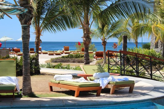 JW Marriott Hotel Guanacaste Resort & Spa:                   At the pool