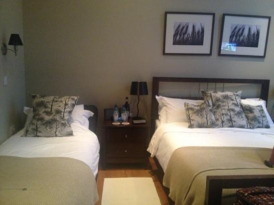 Village Farm Bed & Breakfast:                   Room 1