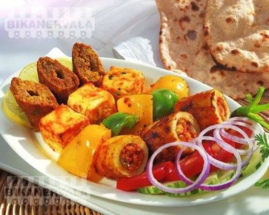 Bikanervala: From Tandoor - Indian Cuisine from Punjab