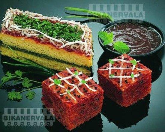 Bikanervala: Delicacies from Western India - Dhokla