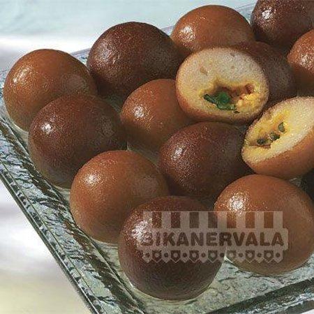 Bikanervala: Indian Sweet / Dessert - Gulab Jamun