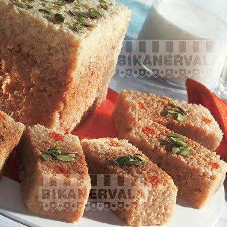 Bikanervala: Condensed Milk Dessert - Milk Cake