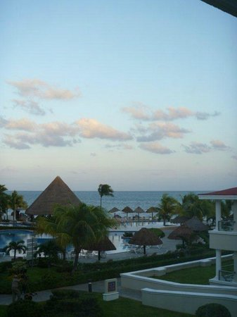 Moon Palace Cancun:                   View from the Room 6112