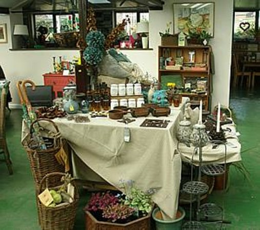 Whitlenge Garden Centre and Tea Rooms-billede