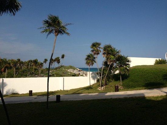 Kore Tulum Retreat and Spa Resort:                   view from window