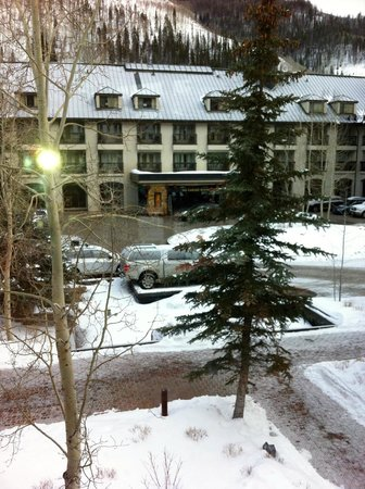 Hotel Talisa, Vail:                   View of Entrance