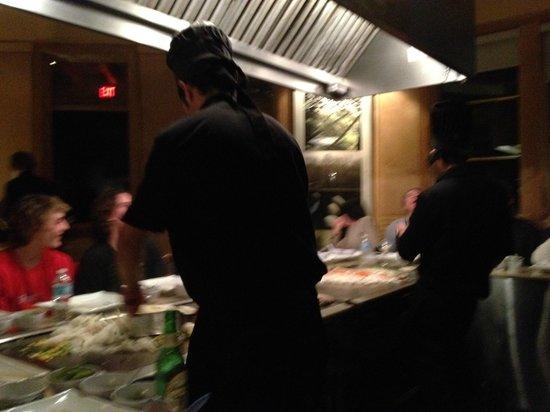 Desaki:                   chefs