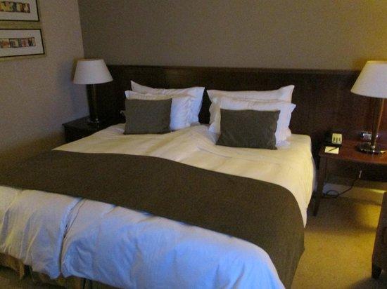 Corinthia Hotel Budapest:                   Room