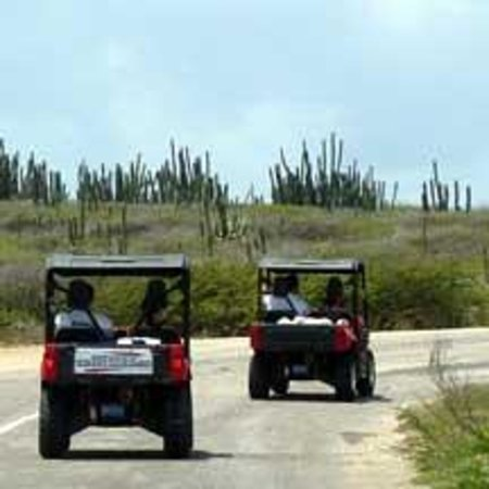 Aruba Sunrise Tours