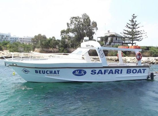 ‪MK Safari Boat‬