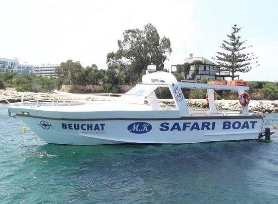 MK Safari Boat