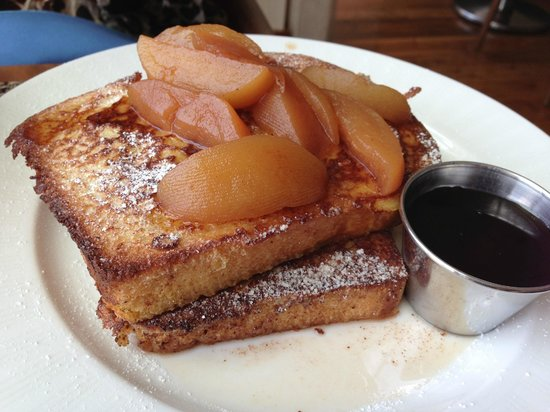 Hyatt Centric The Pike Long Beach:                   French Toast