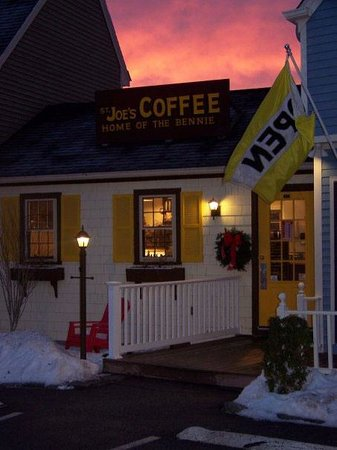 St Joe's Coffee Photo
