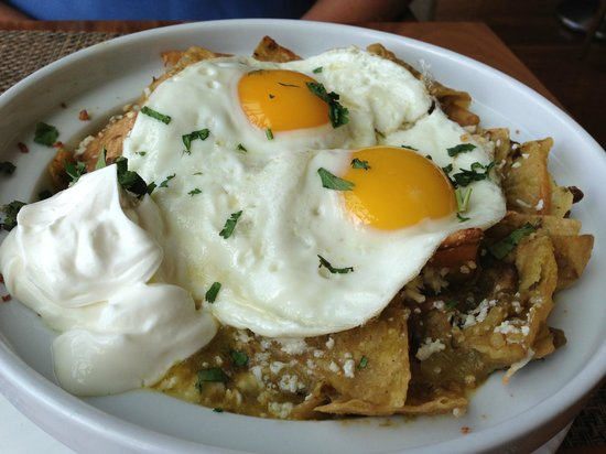 Hyatt Centric The Pike Long Beach:                   Short Rib Chilaquiles