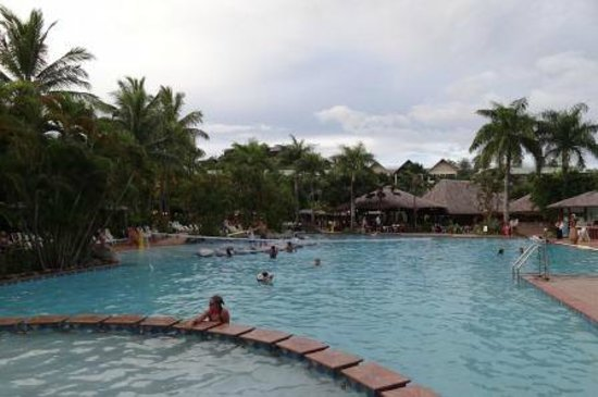 Outrigger Fiji Beach Resort:                   Pools