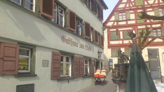 Gasthaus zum Rad from Wangen im Allgäu MENU with Ratings