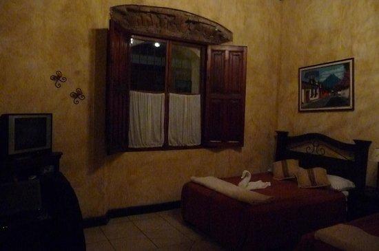 Hotel Casa del Parque:                                     Room #2