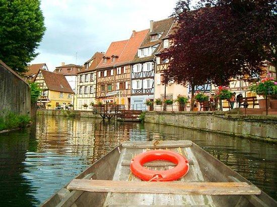 Barques la Krutenau