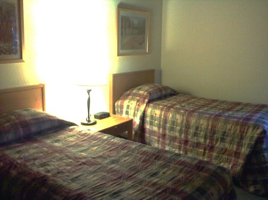 Wyndham Resort at Fairfield Mountains:                                                       Guest Bedroom with Twin Beds.