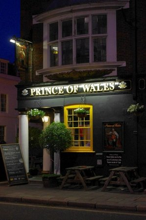 The Prince of Wales :                   Prince of Wales