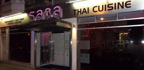 Saba Thai & Curry Lounge