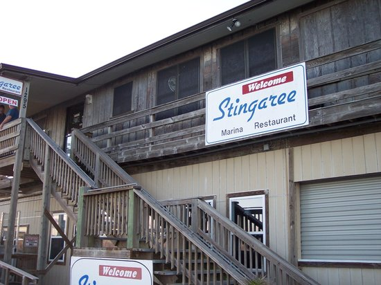 Stingaree Restaurant & Bar:                   The Stingaree