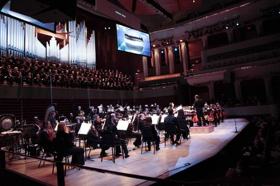 "Calgary Philharmonic Orchestra: ""Afghanistan: Requiem for a Generation"" (Credit: Vicki McFadyen/Black Diamond Films Inc.)"