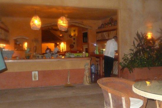 Casa Cuitlateca:                   Bar