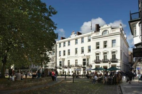 ABode Exeter:                   The Royal Clarence Hotel