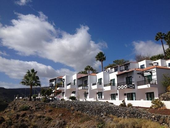 Hotel Jardín Tecina:                   cliff side rooms