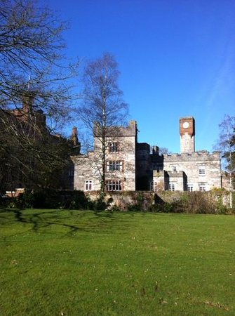 Ruthin Castle Hotel:                   wow factor