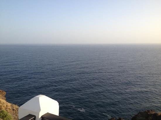 Hotel Jardín Tecina:                   view from balcony