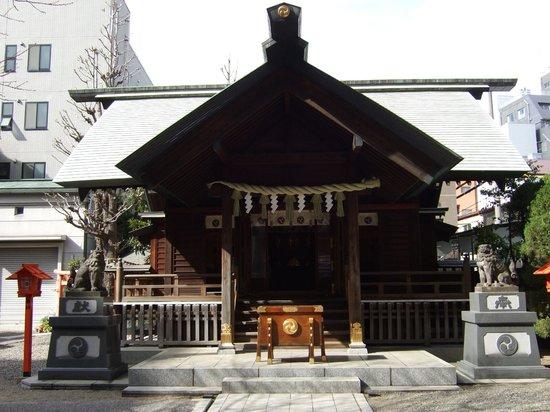 Kuramae Jinja Shrine
