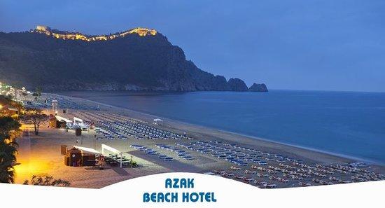 Azak Beach Hotel: Happy Azak Beach