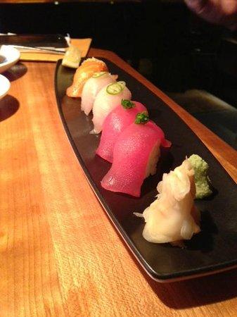South Beverly Grill: Nigiri Sushi