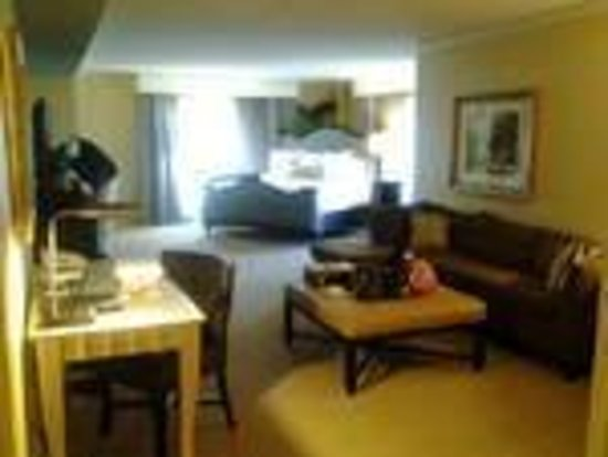 Chateau Elan Winery And Resort:                   King Suite. Best room @ the Inn