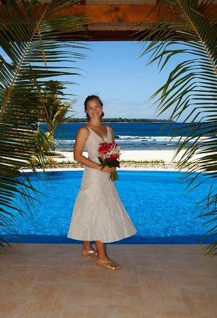 Nasama Resort: Wedding chapel